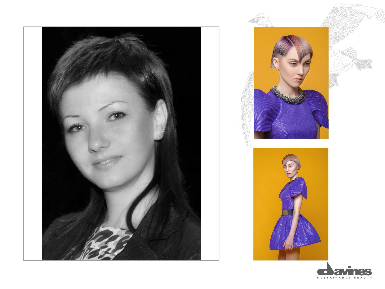 Tatiana Samohvalova, RUSSIA