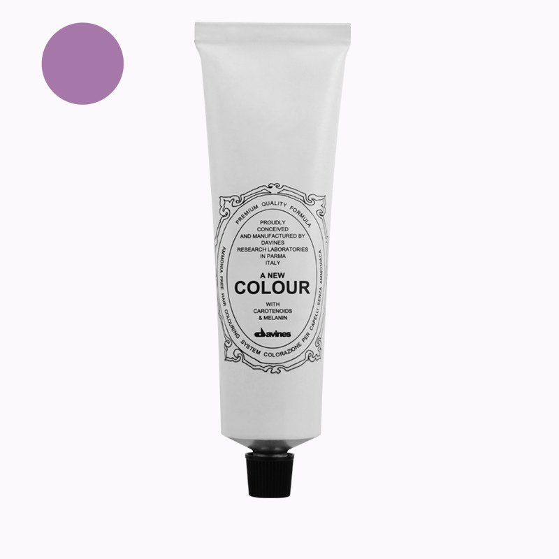 iris davines A NEW COLOUR - PURE COLOUR VIOLET